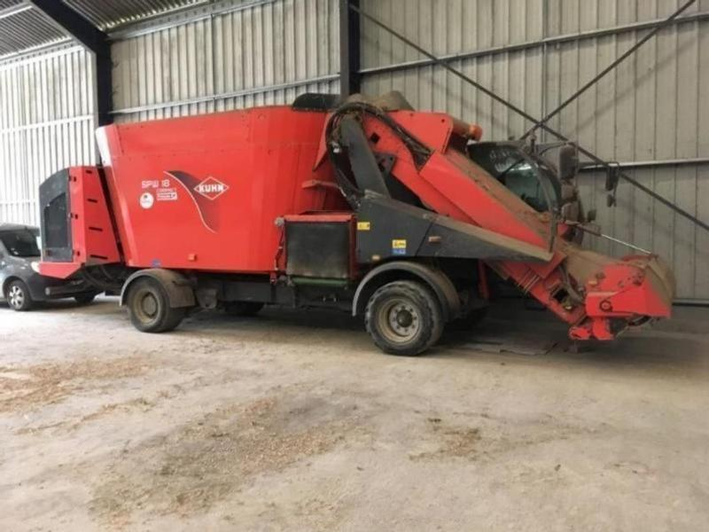 Kuhn SPW 18 COMPACT