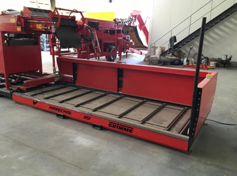 Grimme Speed fill
