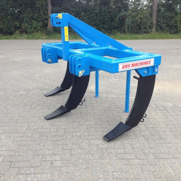 GRS Woeler 3 poot tand 2 mtr Cultivator