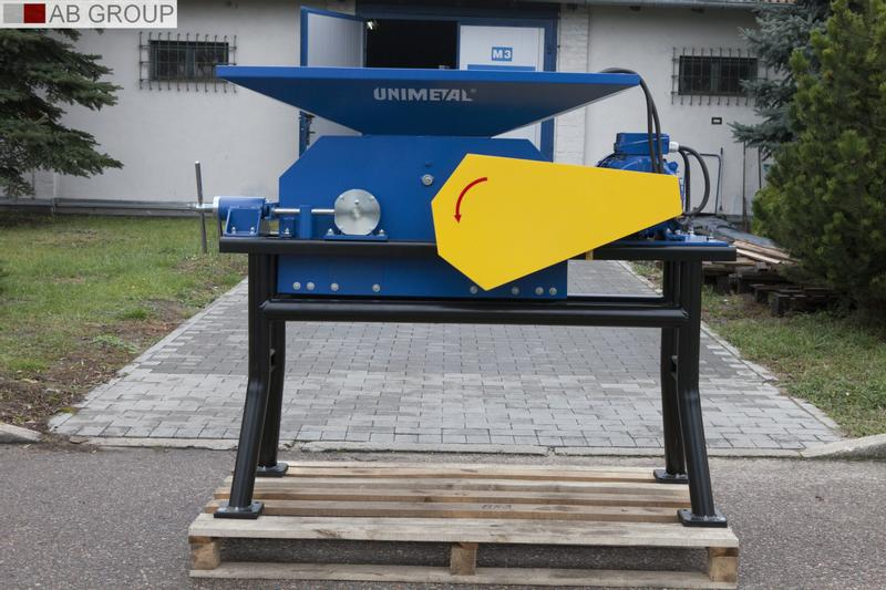 UNIMETAL Crusher for grain H-745/ ZGNIATACZ do ziarna H-745