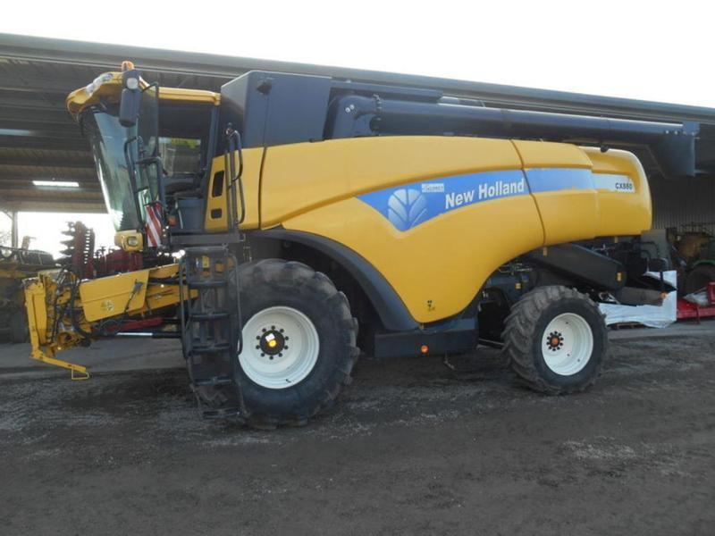 New Holland CX 880 HD
