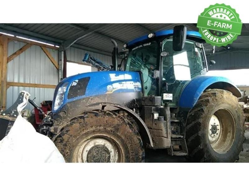 New Holland T7.170 R C CLAS.