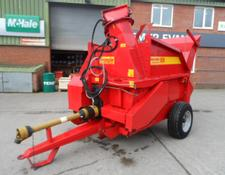 Teagle 808 Straw and Silage Feeder Bedder