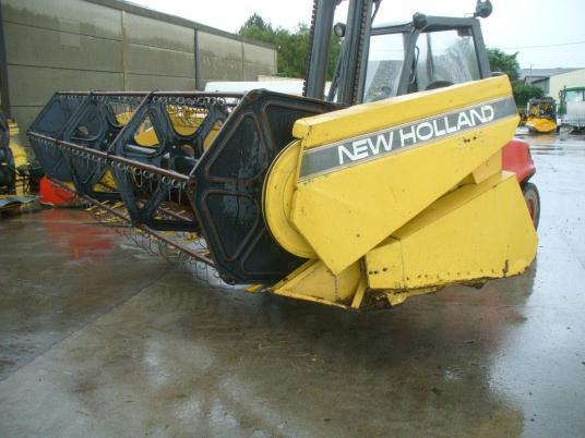 New Holland 15 PIEDS  4.57 M