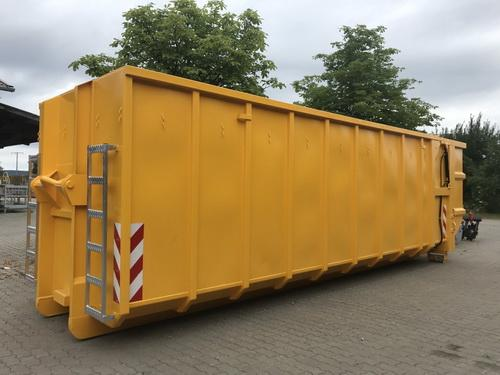 KG-AGRAR Silagecontainer Abrollcontainer Half Pipe Container
