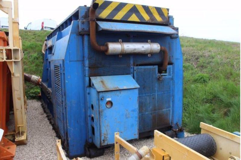 Autres CONTAINER HYDRAULIC SHEARS ZDAS CNS 400K