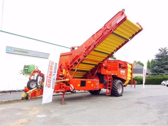 Grimme SV 260 MS