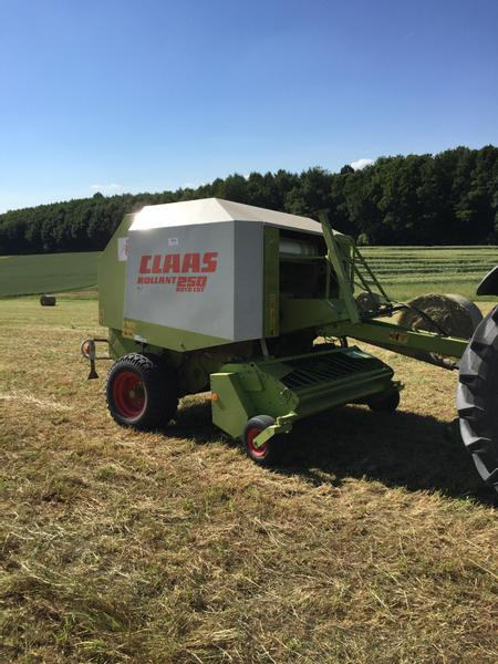 Claas Rollant 250 RC MPS