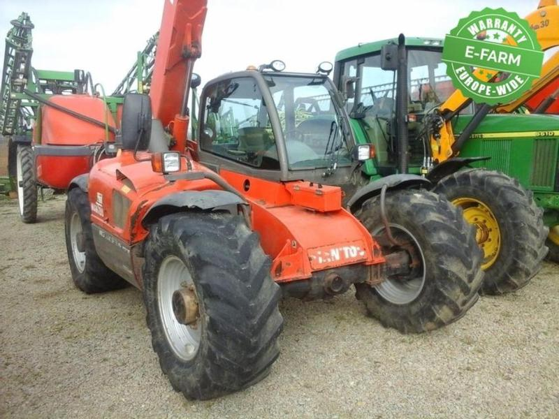 Manitou MLT 7.35 PS 120 LSU