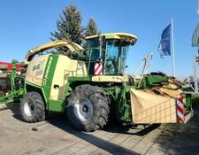 Krone BIG X 650 , EASY COLLECT BJ 2013