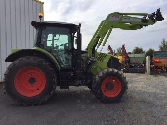 Claas ARION 620 CIS + FL 150