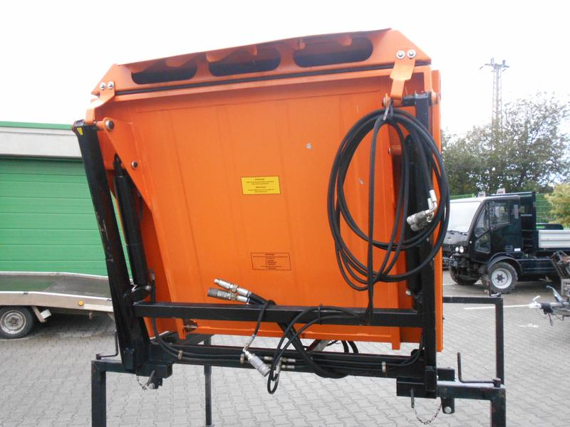 Wicke Wicke Mähcontainer 2200 Multicar Tremo Carrier