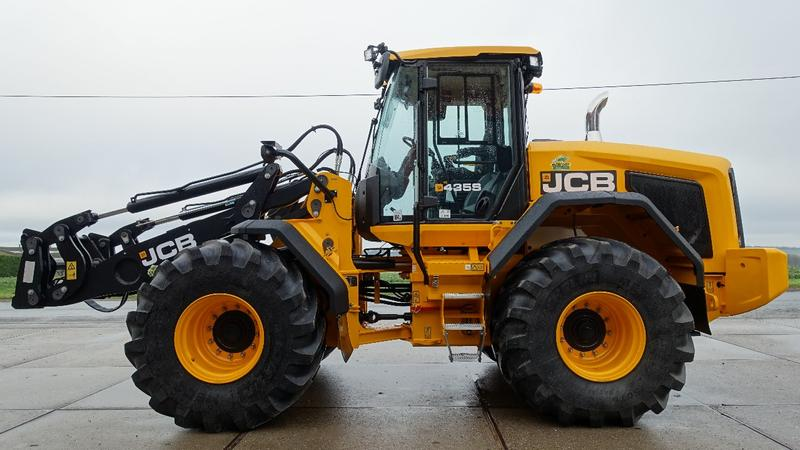 JCB 427 S Agri High Lift