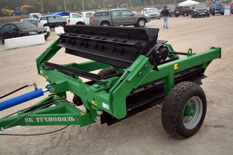 Technopol Trailed Mulcher PT-6