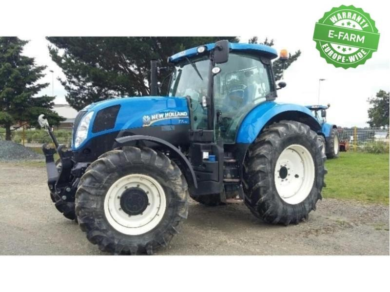 New Holland T7170RC