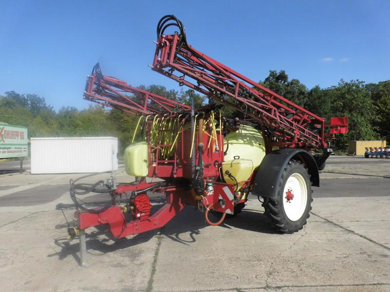Hardi COMMANDER CM PLUS 22/2800