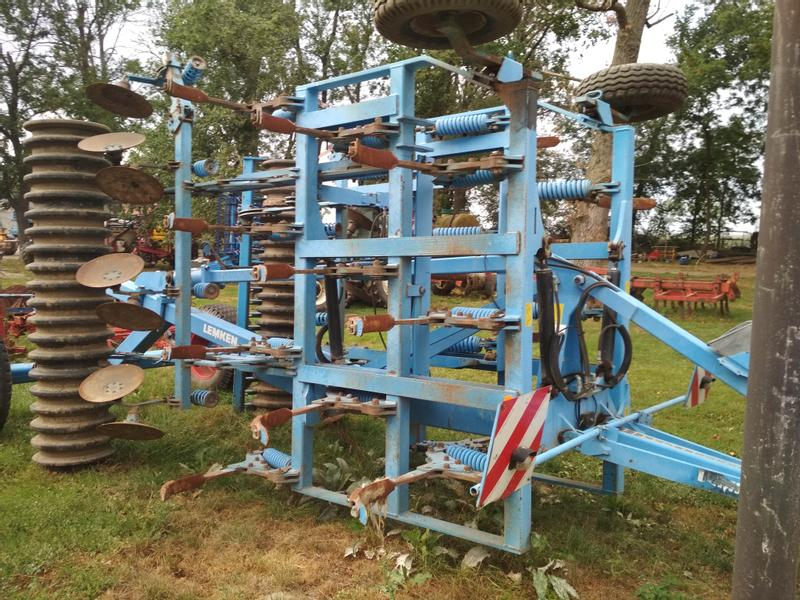 Lemken Thorit 5 m