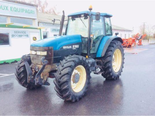 New Holland 8160 DT