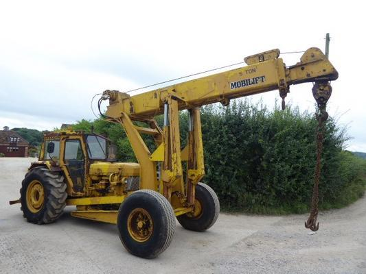 Ford  MOBILIFT CRANE