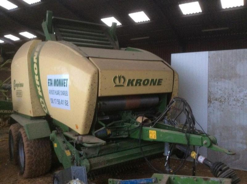 Krone CF155XC 26 couteaux