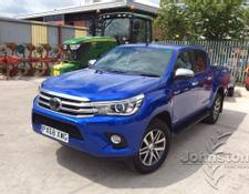 NC TOYOTA HILUX INVIIBLE DOUBLE CAB PICKUP