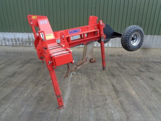 SUMO Used  Earthquake Single Leg Subsoiler