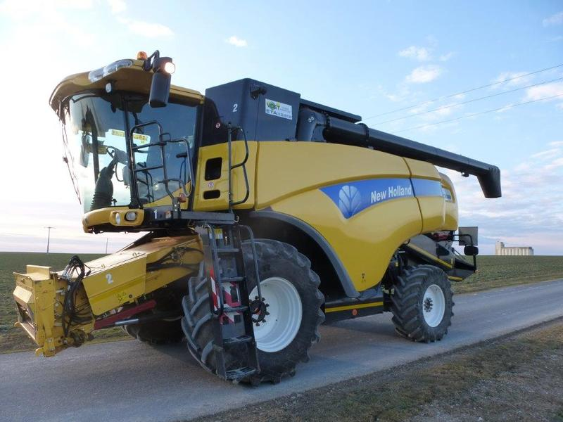 New Holland CX 8080 4X4 C.AUTO