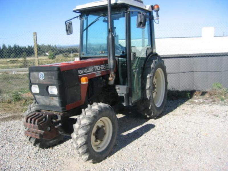New Holland 70-86S