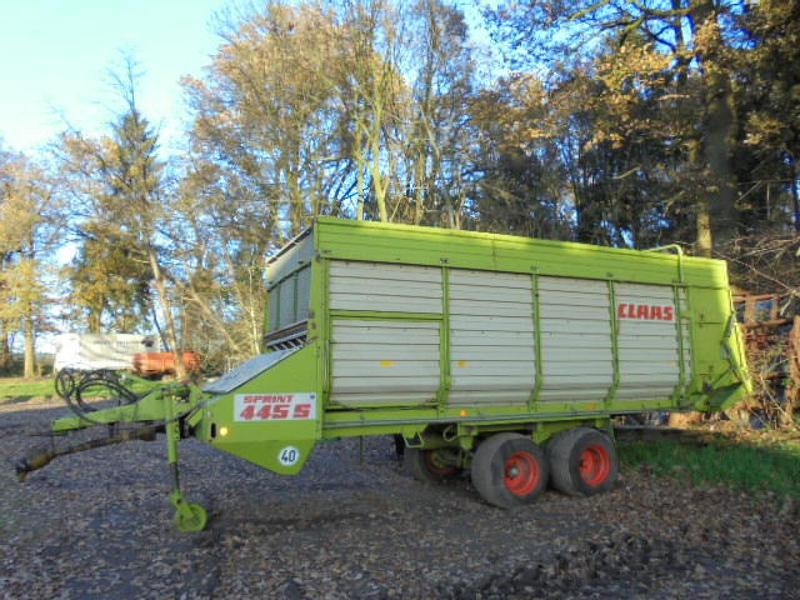Claas LADEWAGEN SPRINT 445 S