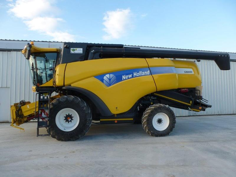 New Holland CX 8080 4X4 SKH