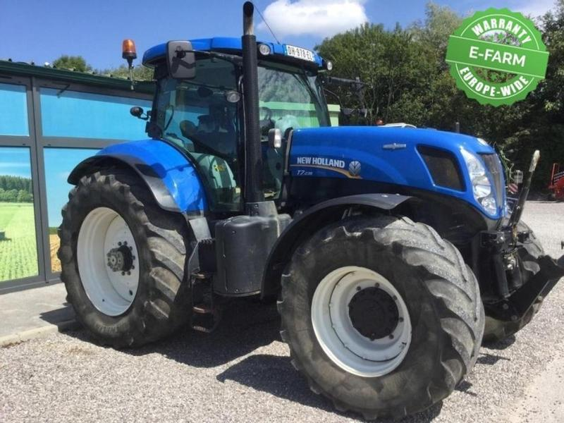 New Holland T7 235