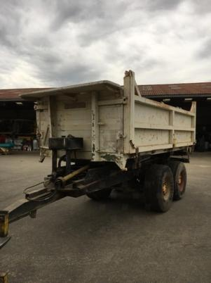 BENNE CAMION 20T
