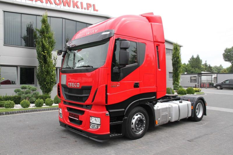 Iveco STRALIS 460 HI WAY LOW DECK MEGA EURO 6