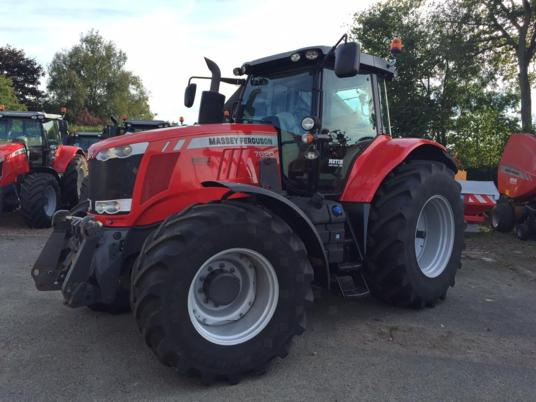 Massey Ferguson 7620 DYNA VT EXCLUSIVE