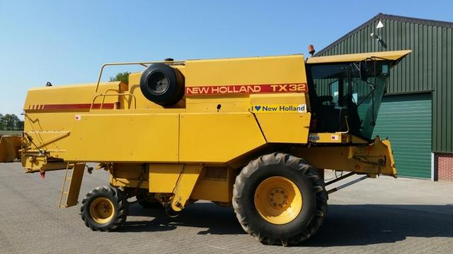 New Holland TX 32