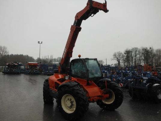 Manitou MLT 633 LST