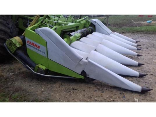 Claas CONSPEED 6-80 FC