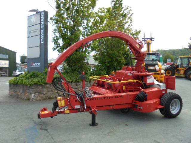 Pottinger Mex 6 Forage Harvester