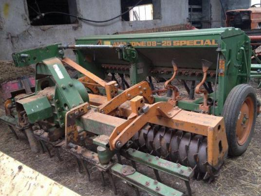 Amazone D8 25 SPECIAL D8 25 SPECIAL