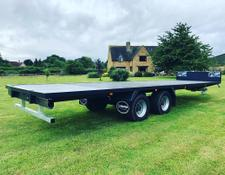 Heath Engineering PK Proline 32ft Commercial Bale Trailer