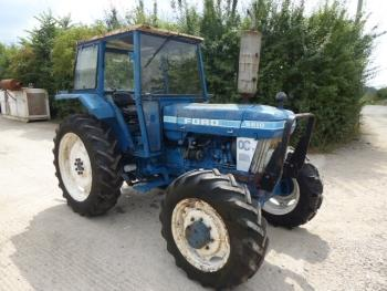 Ford 5610 4WD TRACTOR