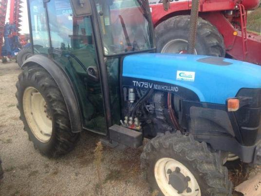 New Holland TN 75 V