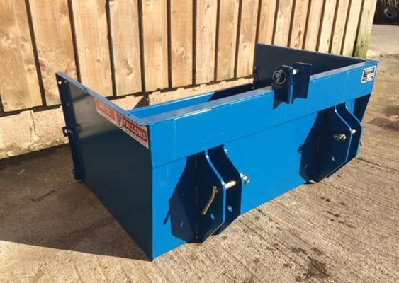 Price Fallows Transport Link Box