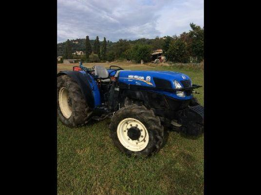 New Holland T4.105 LP