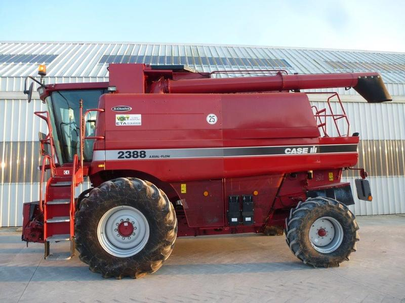 Case IH AXIAL 2388 EXCLUSIVE