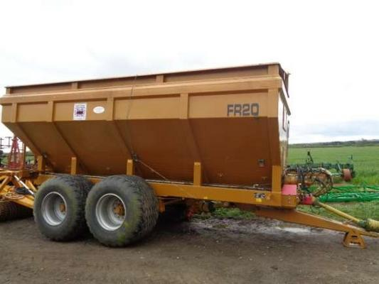 Other Used Richard Western FR20 Chaser Bin