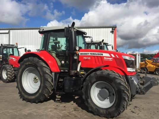 Massey Ferguson 7616 DYNA 6 EFFICIENT
