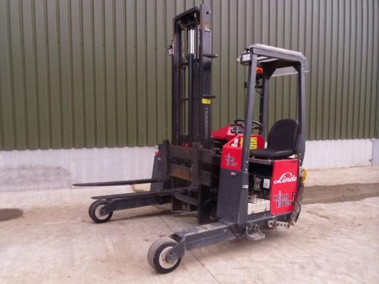 Terberg Used Linde  King Lifter Forklift