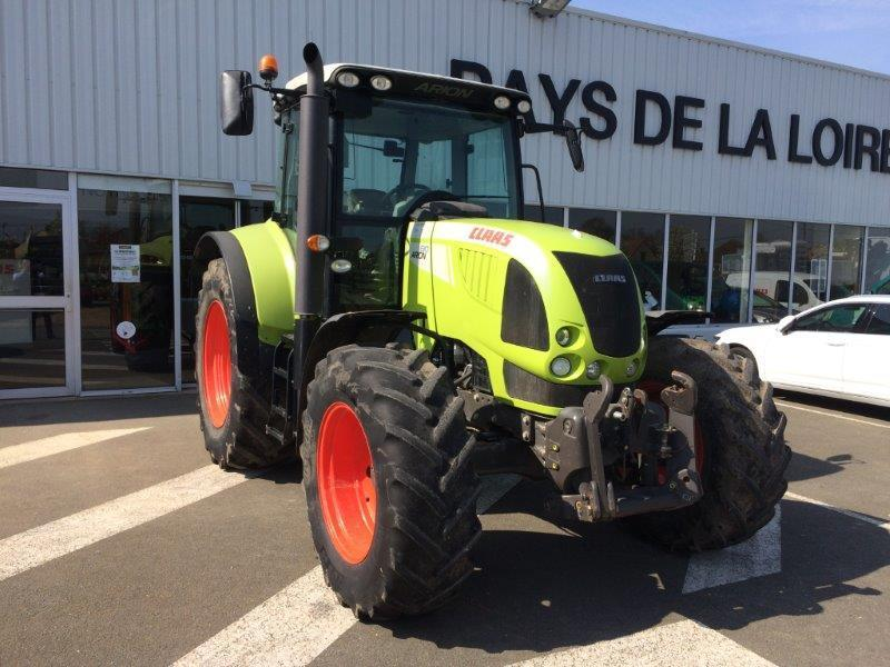 Claas ARION 610 CIS T3