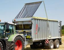 Fliegl Speed-Cover Rollnetz Laderaumabdeckung
